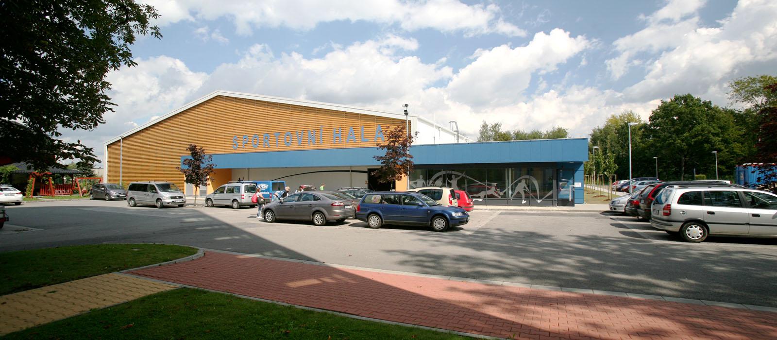 Sportovní hala pro město Bohumín