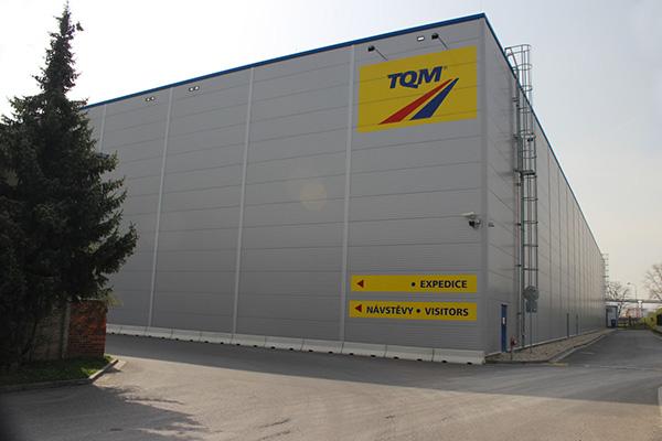 Logistické centrum TQM Opava